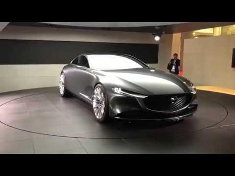 Mazda Vision Coupé El Mejor Concept Car Del Salón De