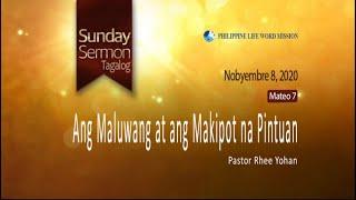 Download lagu Ang Maluwang at ang Makipot na Pintuan