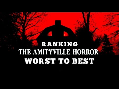 Amityville Horror: ranking the films worst to best