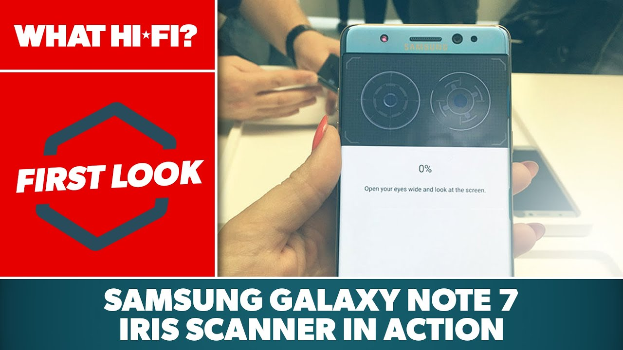Samsung Galaxy Note 7 review | What Hi-Fi?
