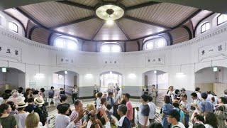 明治政府が建設した「五大監獄」で唯一現存し、国の重要文化財の旧奈良...