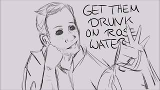SPN Team Free Will Animatic Just One Yesterday
