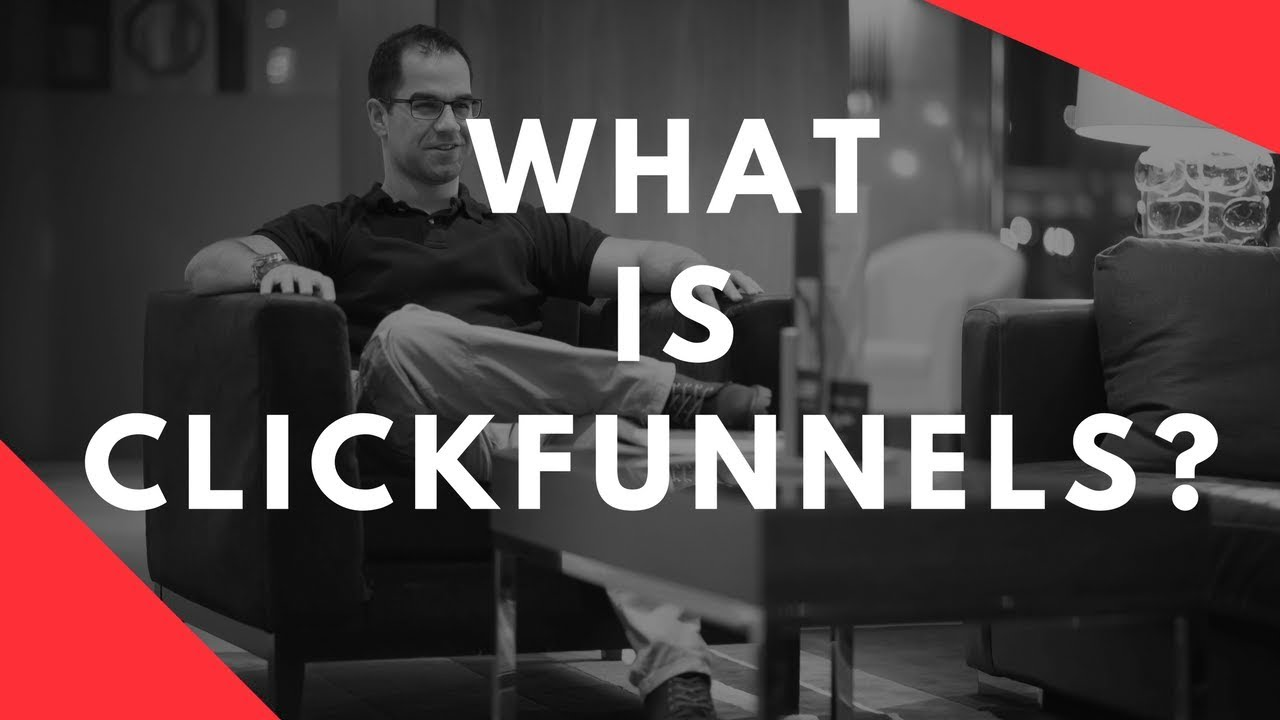 What Is Clickfunnels - and do you need it?