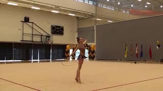 Anna Belle Richards JuniorO Hoop HPTC International