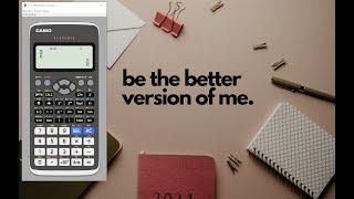 Download Software Casio Scientifict Calculator fx570 screenshot 4
