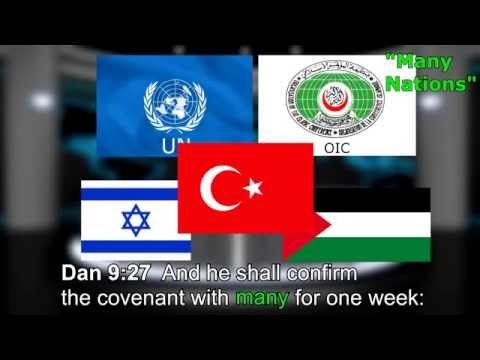 27 - Turkey trying to mediate Peace Treaty with Israel [O Tratado de paz com Israel pela Turquia]