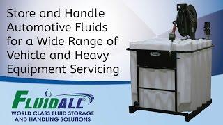 Fluidall's Oil Jobber Packages