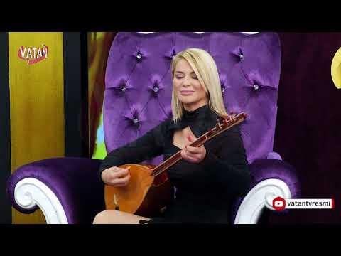 Songül Karlı Sazıyla Sözüyle Vatan Tv Ekranlarında ( Latif Doğan Küstüm Show )