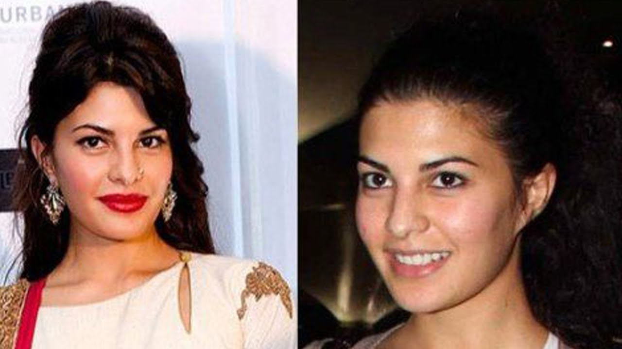 jacqueline fernandez without makeup - youtube