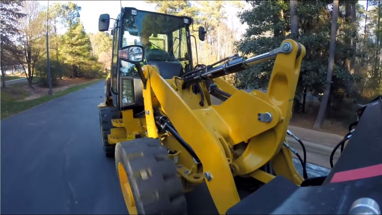 machine controls cat 906m 907m 908m 910m 914m 918m wheel loader operator tips [ 1280 x 720 Pixel ]