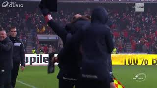 Standard-Antwerp (1-1): Le résumé