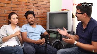COUPLE TALK With Nischal Basnet And Swastima Khadka Basnet by Jiwan Parajuli