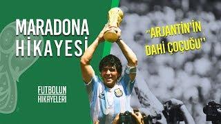 Maradona'nın Hikayesi | ''Arjantin'in Dahi Çocuğu''