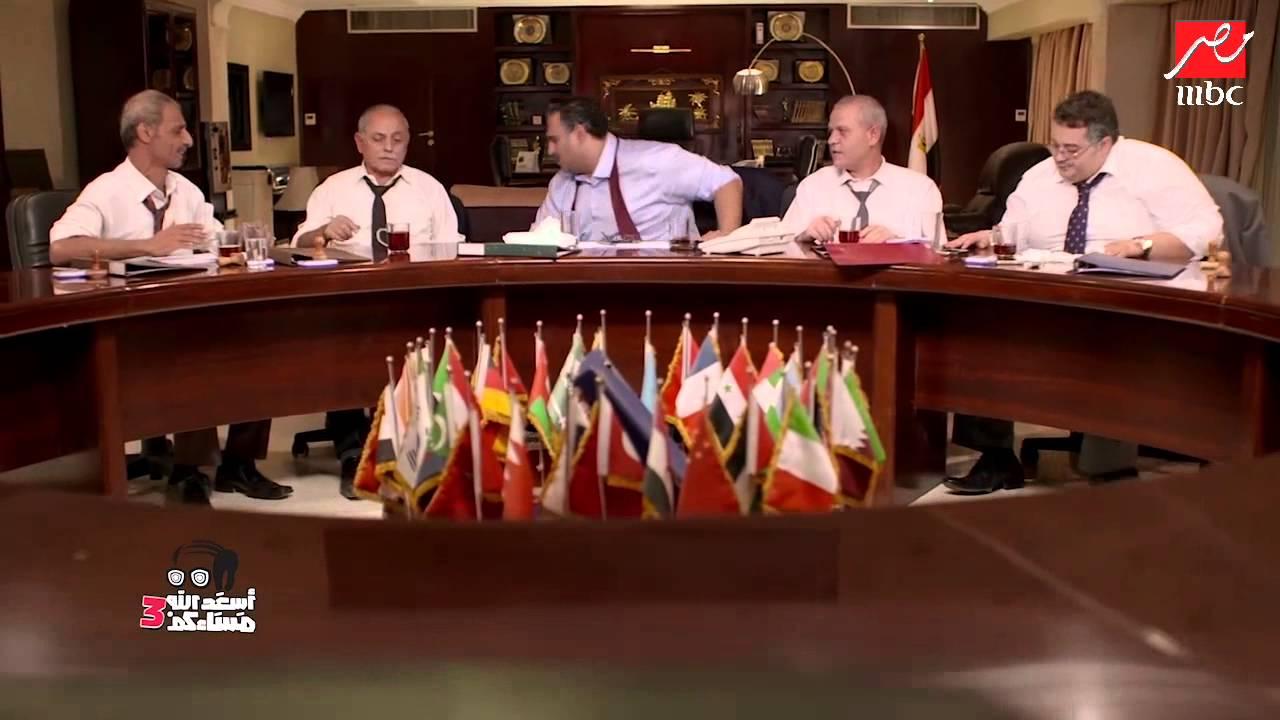 شوفوا المسئولين بياخدوا إزاي قرارات لما يواجهوا مشكلة مثل أزمة الأمطار في أسكندرية