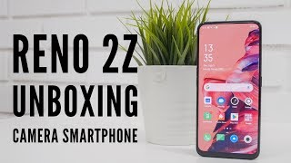 OPPO Reno 2Z Unboxing & Overview - The Camera Smartphone