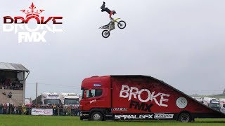 Broke FMX Stunt Team (Sunday Only)