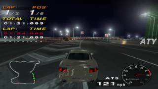 PCSX2 Driving Emotion Type-S Urban Highway Expert Porsche 911 GT3 GAMEPLAY