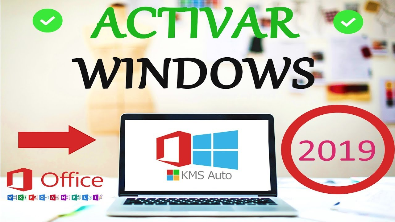 WINDOWS 10 ACTIVATION 2019