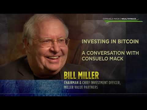 Legendary Investor Bill Miller Now Holds Half His Hedge Fund in Bitcoin