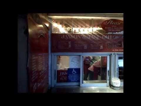 Adventures in South Florida - Jaxson's Ice Cream - Dania Beach