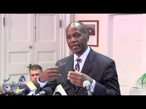 Minister Michael Scott Post Throne Speech Statement, Nov 2 2012