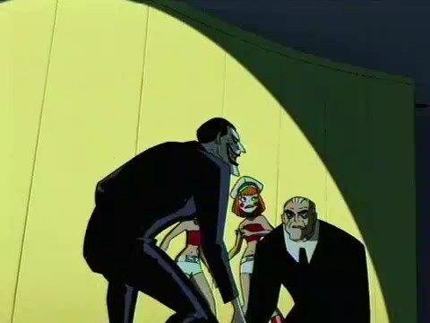 Toonami-Batman Beyond Return Of The Joker Intro