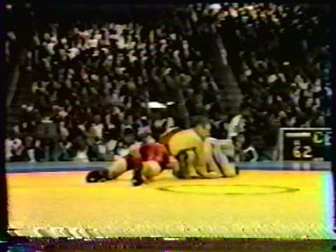 1996 Olympic Games: 62 kg Marty Calder (CAN) vs. Jürgen Scheibe (GER)