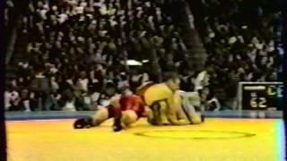 1996 Olympic Games: 62 kg Marty Calder (CAN) vs. Jürgen Scheibe (GER)