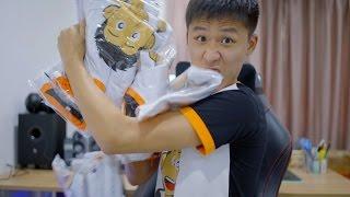 没Youtube奖牌? GIVEAWAY林BIG咏衣服! (700K订阅者) thumbnail