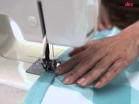 Hacer un cubrecanape youtube - Como hacer un canape ...