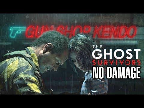 Resident Evil 2 Remake DLC - The Ghost Survivors - No Time To Mourn No Damage Walkthrough