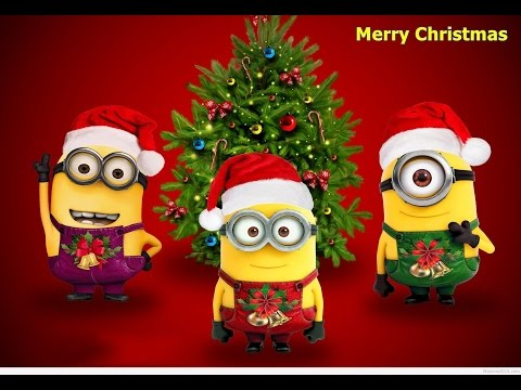 Best Christmas Song 2016  - Merry Christmas Remix  - Minions Version 2016