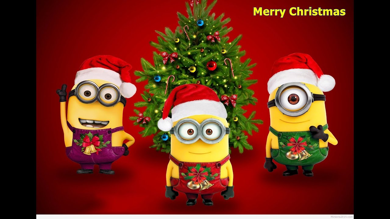 best christmas song 2016 merry christmas remix minions version 2016 - Christmas Minions