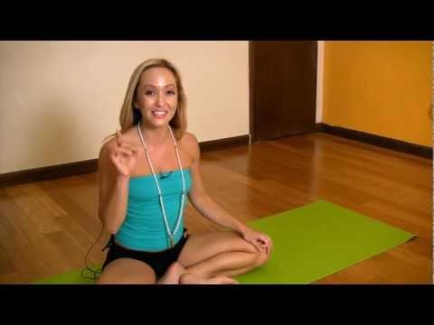 Yogic Breathing Exercises - Ujjayi Pranayama with Kino
