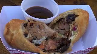 Best BBQ in Lexington Contestant #4: Roll