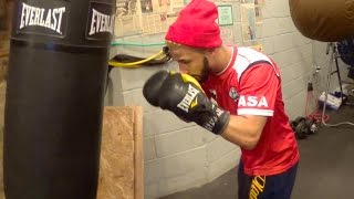 Crazy Boxing Workout!!
