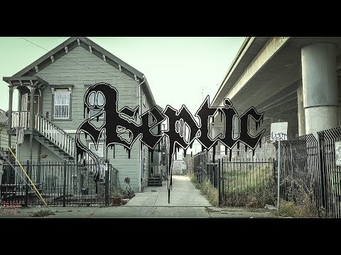 """ASEPTIC """"BRAINSTENCH SESSION"""" (Oakland)"""