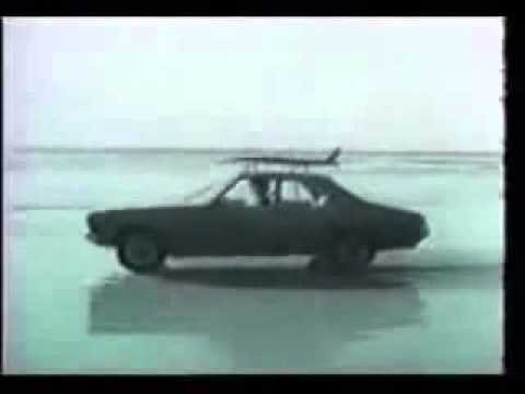 Holden HQ V8 TV Ad Jet Smooth 1972