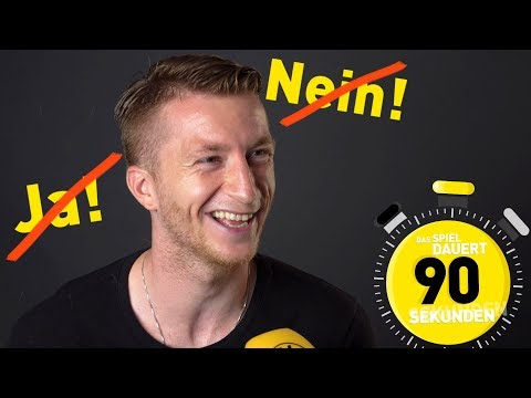 Marco Reus | ⏳ | '90 Seconds'| Player of the Year Edition