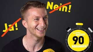 "Marco Reus | ⏳ | ""90 Seconds""