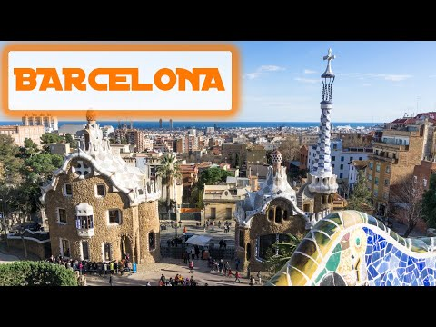 Top 12 Sehenswürdigkeiten in Barcelona