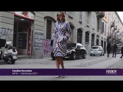Milan Fashion Week Fall/Winter 2017 Street Style Day 2