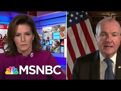 NJ Gov.: 'Our Biggest Challenge' Is In Living Rooms, Private Settings With Pandemic Fatigue   MSNBC