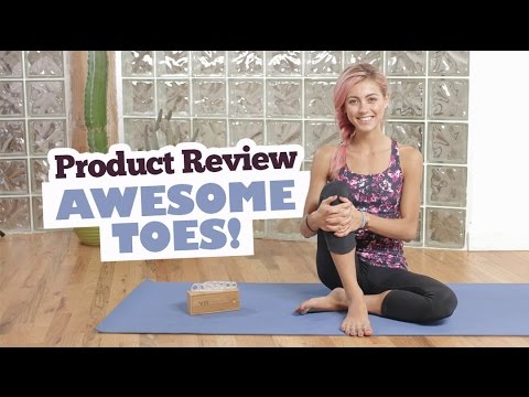 Awesome Toes! Toe Separators Review