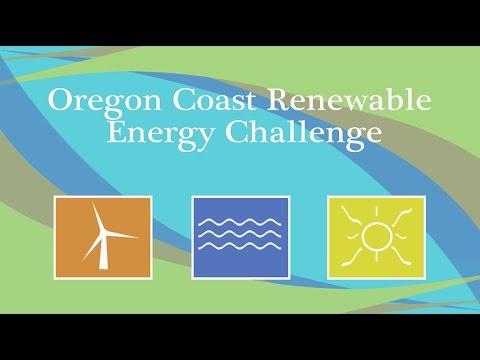 Oregon Coast Renewable Energy Challenge