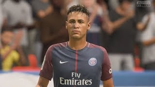 FIFA 17: Neymar Jr - Welcome to Psg - Super Goals & Skills 2018