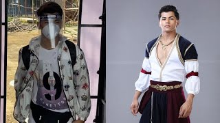 My first day of shoot after lock down | Aladdin | Siddharth Nigam