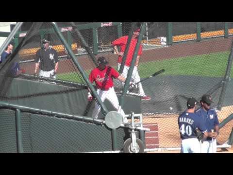 Aledmys Diaz, St  Louis Cardinals (2015 Arizona Fall League)