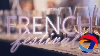 TOTAL French Street Festival - Wine Masterclass