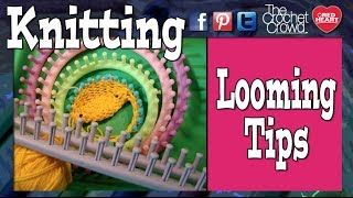 How to Loom Knit for Beginners